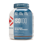 Iso 100 Dymatize - Chocolate c/ Coco - 2.257g