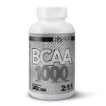 BCAA 1000 - 500mg (240 Cápsulas) - Physical Pharma
