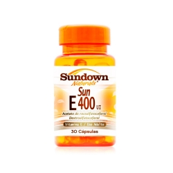 Vitamina E 400 (30 Cápsulas) - Sundown