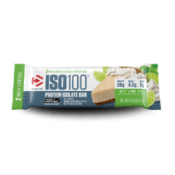 ISO 100 Protein Isolate Bar Sabor Brownie (64g) - Dymatize