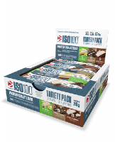 ISO 100 Protein Isolate Bar Sabor Cookies and Cream (Caixa com 12 Unidades) - Dymatize