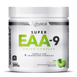 SUPER EAA-9 Sabor Limão (390g) - Physical Pharma
