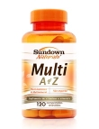 Multi A-Z - Sundown - 120 Cápsulas