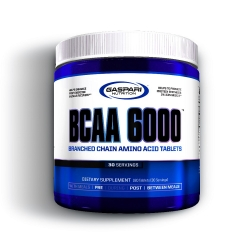 BCAA 6000 - Gaspari Nutrition - 180 Tabletes