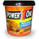 Pasta de Amendoim - Power One - Crocante - 1Kg