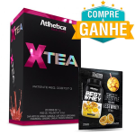 X-Tea Ella - Atlhetica Nutrition - 20 Sticks Grátis Amostra Best Whey 35g
