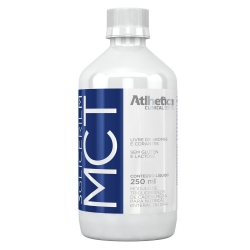 MCT 3 Gliceril M (250ml) - Atlhetica Clinical
