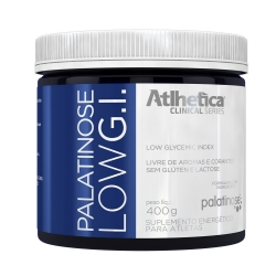 Palatinose Low GI (400g) - Atlhetica Clinical