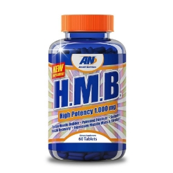 HMB 1000mg (60 Tabletes) - Arnold Nutrition