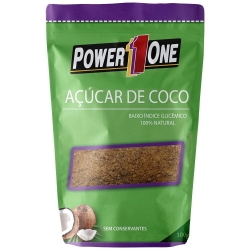 Açúcar de Coco - Power One - 100g