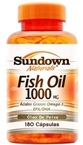 Óleo de Peixe - Fish Oil 1000mg - Sundown