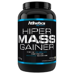 Hiper Mass Gainer Pro Series (1,5kg) - Atlhetica Nutrition - Unissex