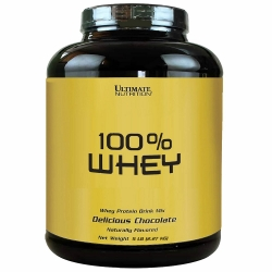 100% Whey (2,27kg) - Ultimate Nutrition