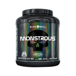 Monstrous Gainer (2,7Kg) - Black Skull