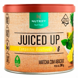 Juiced Up (200G) - Nutrify