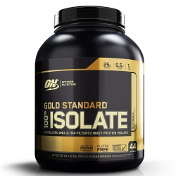 100% Isolate Gold Standard (1,32Kg) - Optimum Nutrition