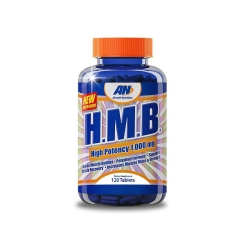 HMB 1000mg (120 Tabletes) - Arnold Nutrition