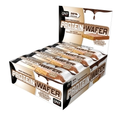 Protein Wafer Bar (12 Unidades de 35g) - QNT
