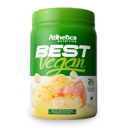 Best Vegan (500g) - Atlhetica Nutrition