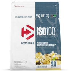 Iso 100 Natural Refil (2,7kg) - Dymatize - val 01/2021