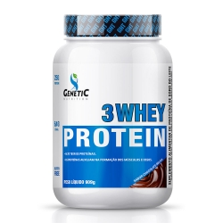 3 whey Protein (909g) - Genetic Nutrition