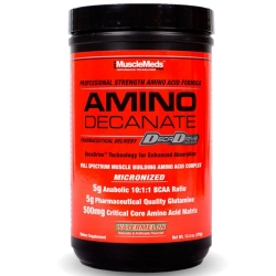 Amino Decanate Muscle Meds - 300g
