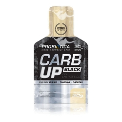 Carb Up Black - Gel Energético Probiótica - 30g