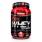 Whey Advanced Protein 100% - Midway - 900g