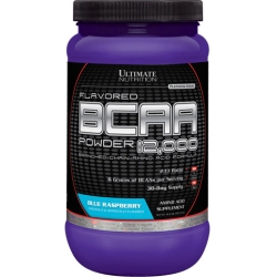 BCAA Powder 12.000( 457g) - Ultimate Nutrition