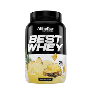 Best Whey - Atlhetica Nutrition - Abacaxi - 900g