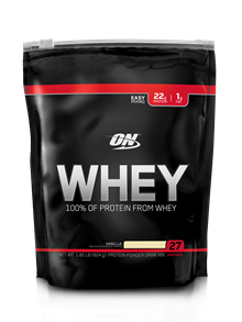 Whey Optimum Nutrition - Baunilha - 824g Val 07/2018