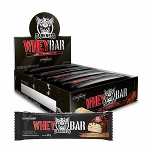 Whey Bar Darkness (Cx c/ 8 Unidades de 90g) - Integralmédica
