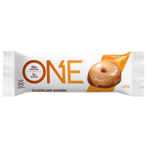 One Bar (1 Unidade de 60g cada) - Oh Yeah!