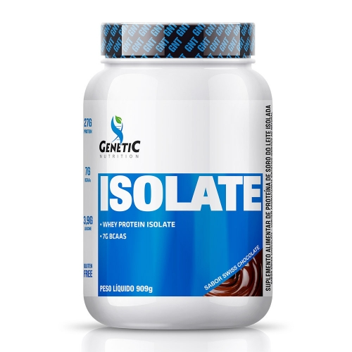 Isolate (909g) - Genetic Nutrition
