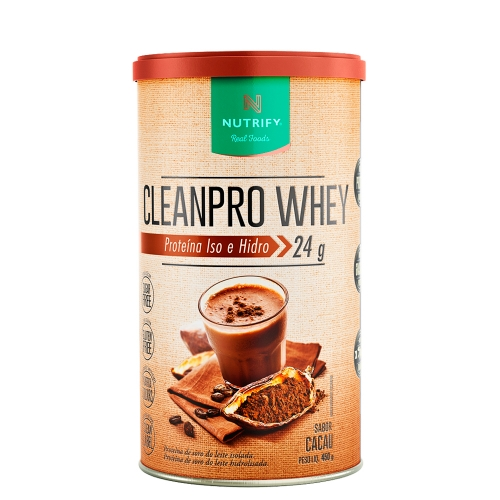 Cleanpro Whey (450g) - Nutrify